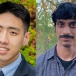 Headshots of Min Jae Kim and Shiker Nair appear side-by-side.